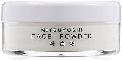 Mitsuyoshi Pure White Face Powder 50g Japanese Geisha Maiko SHIRO-NURI Oshiroi