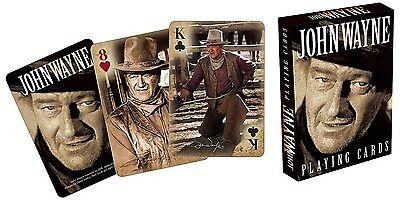 John Wayne set of 52 playing cards (+ jokers) (nm)