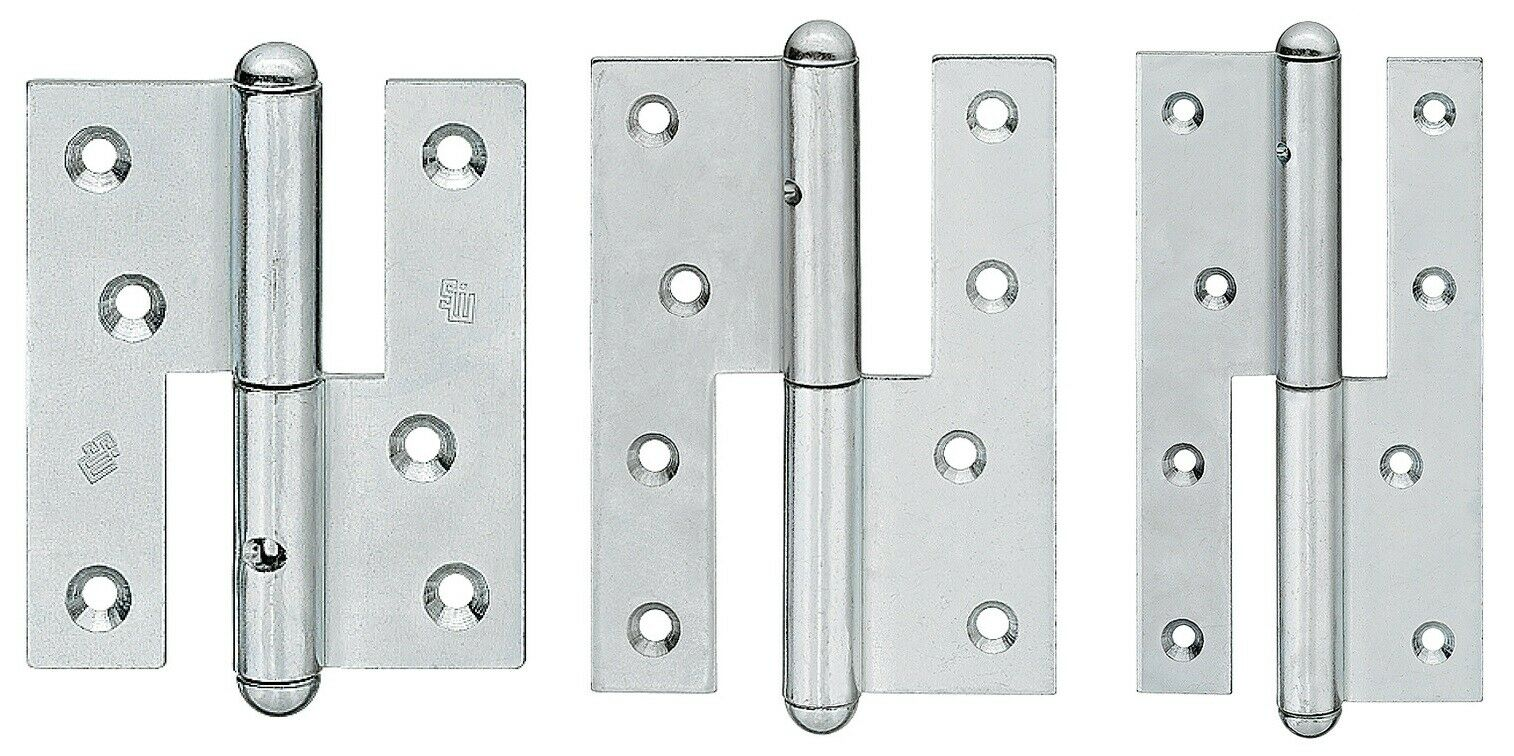 43 Stück Simonswerk Renovierband Türband Aufschraubband Tür Scharnier Reparatur