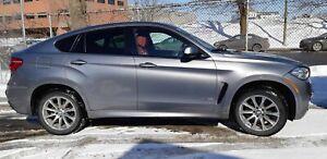 BMW X6 M PACKAGE TOUTE ÉQUIPÉE