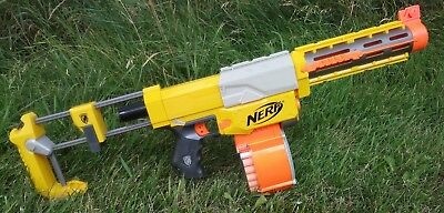 Nerf N-Strike Recon CS-6 Assault Rifle with 29 Rd Drum Magazine