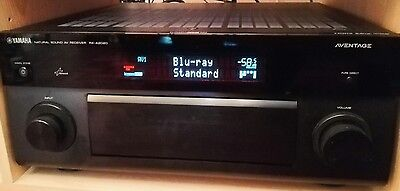 Yamaha Aventage RX-A2020 9.2 Channel AV Receiver A1 condition with original box