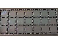 37.5mm x 37.5mm INTEL CPU TRAY HOLDER 100 pcs 500212706