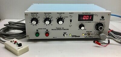 Grass S12 Isolated Biphasic S12c S12rca With Remote And Probe
