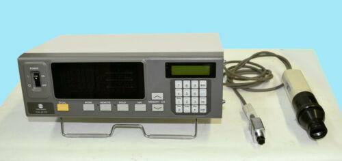 Konica  Minolta CA-210 Display Color analyzer & CA-PU-12/15 Probe
