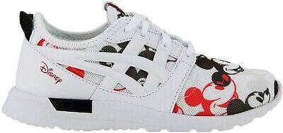 Asics C332N Gel Lyte 33 Running Gym Shoes Sneakers Purple Kids 7 = Womens 8.5