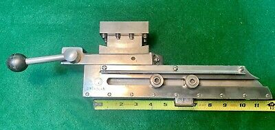 South Bend Hand Lever Double Tool Cross Slide Dts-104n W Std-105nr Turret Lathe