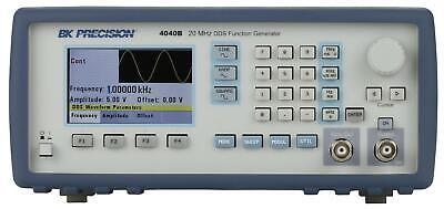 Bk Precision 4040b Function Generator New