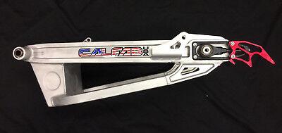 KZ1000 ALLOY 'BRACED' KZ ELR  SWINGARMS CALFAB  RACE CAFE KZ1000R Z1R DYMAG