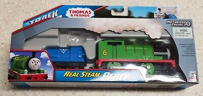 Thomas And Friends Trackmaster Real Steam Percy