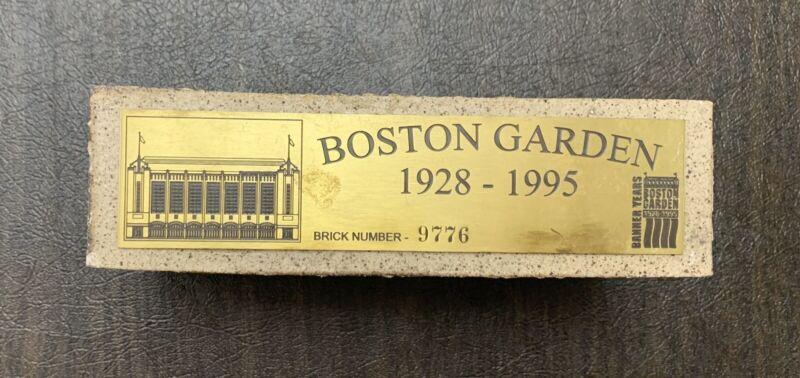 Boston Garden Brick - Celtics Bruins