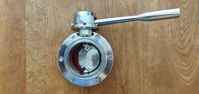 ABZ Valve 500-sr complete valve is 316 stainless steel new have 3 to sell 1