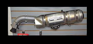 Factory Grizzly 700 Exhaust Muffler