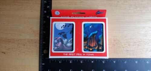 Bone Playing Cards Set Jeff Smith Cartoon Books Graphitti Designs 1996