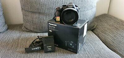 FZ1000 20.1 MP Digitalkamera - OVP + Zubehörpaket (Dmc Zubehör)