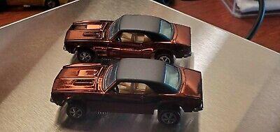 Hot Wheels RLC Original 16 Store Display '67 Brown Custom Camaro Loose 1/64! WOW