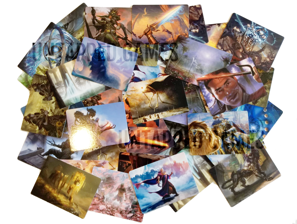 Details About Mtg Modern Horizons Complete Set Of 54 Art Series Cards