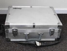 Aluminium photography carry case