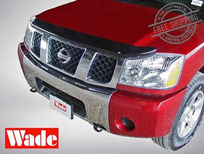 (Bug Shield for a 2004 - 2015 Nissan Armada)