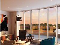 Beautiful 1 Bedroom flat,furnished,close transport links,gym, sauna, 24 hour concierge Sophora House