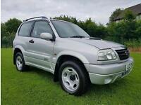 2005 Suzuki Grand Vitara 4X4 2.0 TD SE, FULL MOT, NEW TIMING-BELT & FULL SERVICE, LOVELY EXAMPLE!