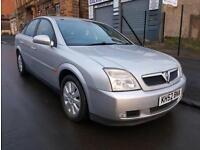 Vauxhall vectra full yrs mot