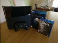 Playstation 4 + Fallout 4 & Destiny