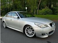 SORRY NOW SOLD!! 2007 BMW 520d M Sport LCI FACELIFT 177BHP, FULL SERVICE HISTORY!
