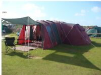 Khyam Ridgi Dome Espace tent for sale
