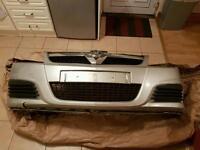 2005-08 Vauxhall Vectra C facelift front bumper