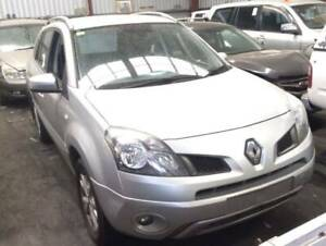WRECKING RENAULT KOLEOS 2011 ALL PARTS Wingfield Port Adelaide Area Preview