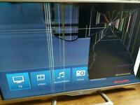 Sharp 50 inch smart TV. 3D spares or repairs