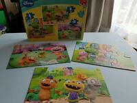 Henry Huggle Monster puzzle
