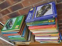 Various Haynes Automotive books for sale