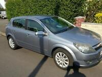 Vauxhall Astra Design 1.6 Twinport Silver