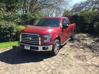 Ford F-150 XLT 5.0 Supercab only 2200 miles stunning