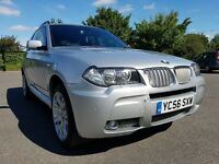 BMW X3 3.0 30sd M Sport 5dr full service history in mint condition M Sport Package