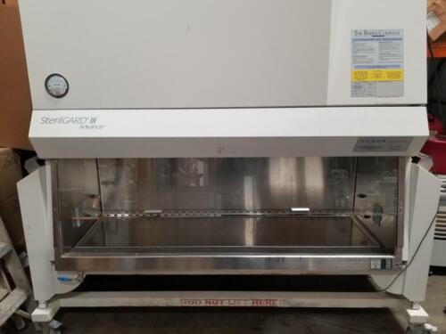 Baker SterilGARD III  SG603- Class II Type A/B3 Biological Safety Cabinet 6Ft