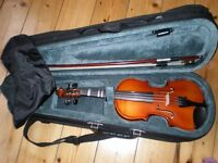 Primavera 200 Violin Outfit size 1/8 + extra strings