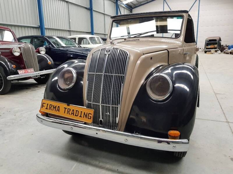 Morris 8/40 Tourer By Firma Trading Classic Cars Australia | Cars ...