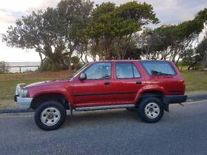 1994 Toyota 4 Runner Wagon Berkeley Vale Wyong Area Preview