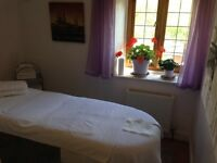 Massage Therapist In house / Mobile local to Kettering & Market Harborough