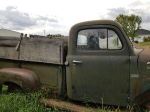 1950 Ford Mercury M68 One Ton Truck