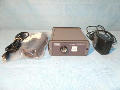 Storz C-hub Endoscopy Cmos Camera Control Unit Plug Play 20290101