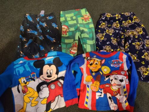 Huge 21 Piece Clothing Lot Boys Size 3T Clothes Fall Winter, Disney