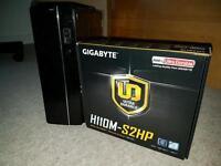 high spec desktop PC system