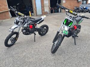 125cc  PITBIKES  MOTOWORX  - NEW 2021 -  $1290 - SOLD OUT TILL NEXT WEEK Forrestfield Kalamunda Area Preview