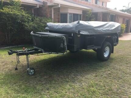 Camper Trailer - Camel Discovery Off Road