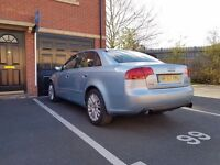 Audi A4 2007 2.7 TDI Very good condition. With Alloys, New Pirelli tyres