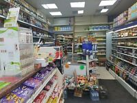 OFF LICENCE SHOP FOR SALE IN NW10